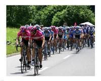 Tour de France 2005 Fine Art Print