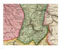 Pinkerton 1812 Paraguay Fine Art Print