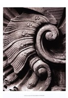 Stone Carving I Fine Art Print