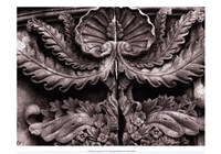 Stone Carving VIII Framed Print