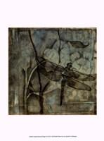 "Small Ethereal Wings II by Jennifer Goldberger - 10"" x 13"" - $10.49"