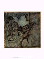 """Small Ethereal Wings IV by Jennifer Goldberger - 10"""" x 13"""" - $10.49"""