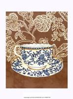 """High Tea II by Chariklia Zarris - 10"""" x 13"""""""