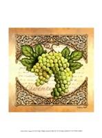 Wine Grapes II Framed Print