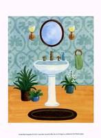 Bath Tranquility II Fine Art Print