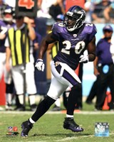 Ed Reed 2011 Action Fine Art Print