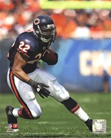 Matt Forte 2011 Action Fine Art Print