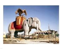 Lucy the Margate Elephant HABS NJ Fine Art Print