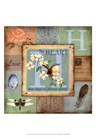 Sweet Inspirations III Fine Art Print