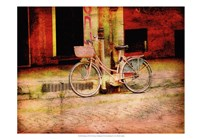 "Bicicletta II by Robert McClintock - 19"" x 13"", FulcrumGallery.com brand"