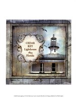 Florida Lighthouse IV Fine Art Print