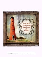 Florida Lighthouse VIII Fine Art Print