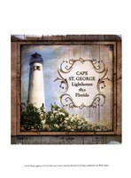 Florida Lighthouse X Fine Art Print