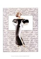 50's Fashion IV Fine Art Print