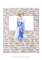 50's Fashion VIII Fine Art Print
