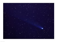 Comet Kohutek January 14, 1974 Fine Art Print