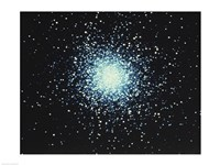 Hercules Star Cluster - various sizes