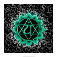 Anahata - Heart Chakra, Flawless by Veruca Salt - various sizes
