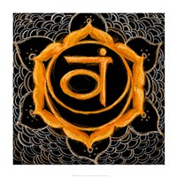 Svadhisthana - Sacral Chakra, Sweetness Fine Art Print