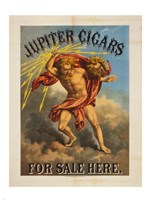 Jupiter cigars for sale here Fine Art Print