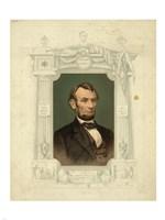 Abraham Lincoln - framed - various sizes - $29.99
