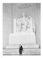 Lincoln Memorial Fine Art Print