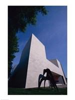 Facade of the National Gallery of Art, Washington, D.C., USA - various sizes, FulcrumGallery.com brand