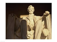 Lincoln Memorial, Washington, D.C. Fine Art Print