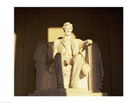 The Lincoln Memorial, Washington, D.C., USA Fine Art Print