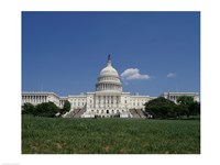 Facade of the Capitol Building, Washington, D.C. - various sizes - $29.99