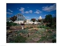 Bartholdi Park Washington, D.C. USA - various sizes