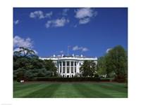 The White House, Washington, D.C., USA Fine Art Print