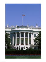 The White House, Washington D.C., USA Fine Art Print