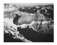 Grand Canyon National Park Arizona, 1933 Framed Print