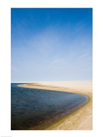 High angle view of a coastline, Cape Cod, Massachusetts, USA - various sizes
