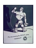 Safety Equipment Fine Art Print