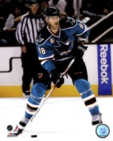 Brent Burns 2011-12 Action Fine Art Print