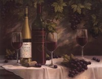 "Insignia Wine by T.C. Chiu - 28"" x 22"""