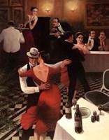 Tango II Fine Art Print