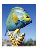 Fish carving, Florida Keys - various sizes