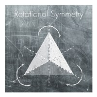 Rotational Symmetry - various sizes