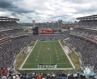 Lincoln Financial Field 2011 Fine Art Print