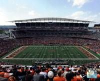 """Paul Brown Stadium 2011 - 10"""" x 8"""""""