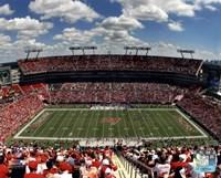 "Raymond James Stadium 2011 - 10"" x 8"""
