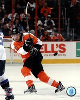 Claude Giroux 2011-12 Action Fine Art Print