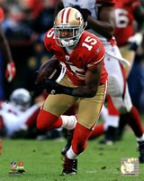 Michael Crabtree 2011 Action Fine Art Print