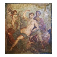 Ares and Afrodite Fine Art Print