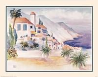 Ocean Vista Fine Art Print