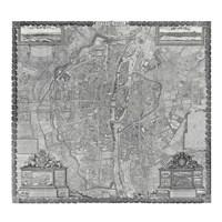 1652 Plan de Gomboust, 1652 - various sizes