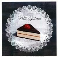 Petit Gateau - Mini Fine Art Print